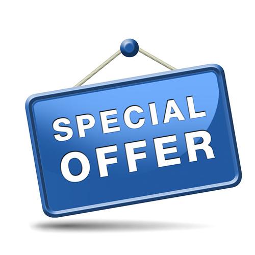 $750 Website Special Offer