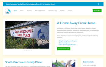 South Vancouver Family Place